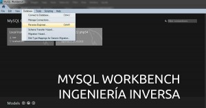 mysql workbench ingenieria inversa